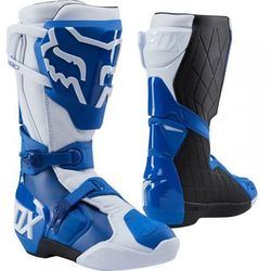 FOX 180 BLUE Buty OFF-ROAD