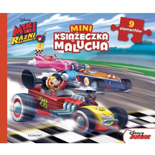 Książki dla dzieci, Miki i Raźni Rajdowcy - Praca zbiorowa (opr. kartonowa)