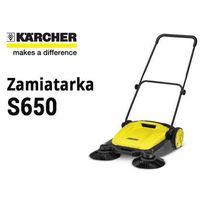 Pozostały sprzęt przemysłowy, Zamiatarka KARCHER S 650 1.766-300.0
