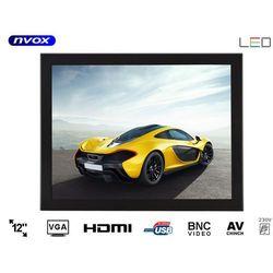 NVOX OP1200VH Monitor open frame LED 12