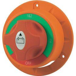 Przełącznik na baterie 200A SCI A23-1 wyłącz/włącz I/włącz I+II/włącz II 32 V/DC 200 A