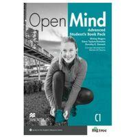 Książki do nauki języka, Open Mind British edition Advanced Level Student's Book Pack (opr. broszurowa)