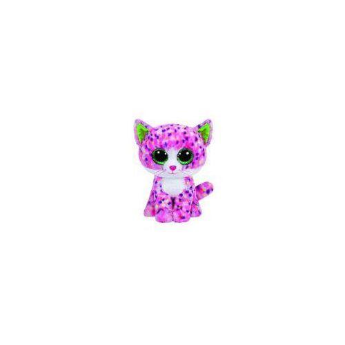Pluszaki zwierzątka, Beanie Boos Sophie różowy kotek