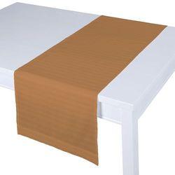 Dekoria Bieżnik prostokątny, zgaszony ceglany, 40 × 130 cm, Wyprzedaż do -50%