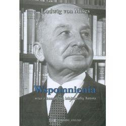 Wspomnienia Wraz z Kompletną Bibliografią Autora (opr. twarda)