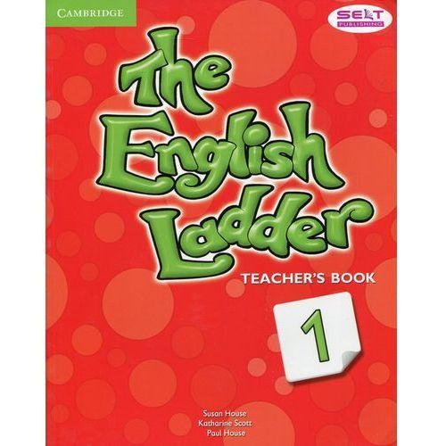 Książki do nauki języka, The English Ladder Level 1 Teacher's Book (opr. miękka)