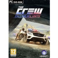 Gry na PC, The Crew (PC)