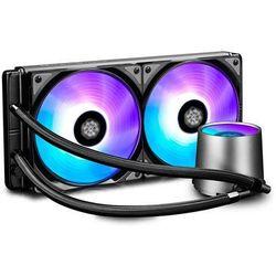 Chłodzenie wodne procesora DEEPCOOL Castle 280 RGB DP-GS-H12L-CSL280RGB