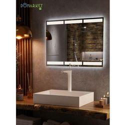 Lustro z oświetleniem ledowym do łazienki: JASMIN-04