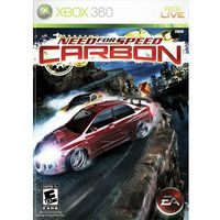 Gry na Xbox 360, Need for Speed Carbon (Xbox 360)