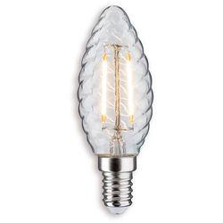 Żarówka LED E14 C37 filament skręcona 2.5W Paulmann 28371