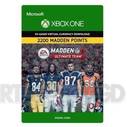 Madden NFL 17 - 2200 Punktów [kod aktywacyjny]