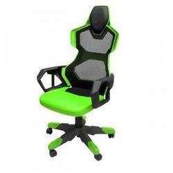 E-BLUE Cobra Air zielony gaming chair MGEBH05KG000