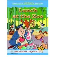 Książki do nauki języka, Lunch at the Zoo Macmillan Children's Readers 2 (opr. miękka)
