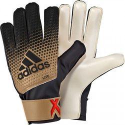 Rękawice bramkarskie Adidas X Lite CF0086 roz. 4