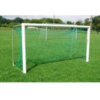 Piłka nożna, Profesjonalna bramka piłkarska ALUMINIUM siatka 3x 1,55 m PZPN ŻAK