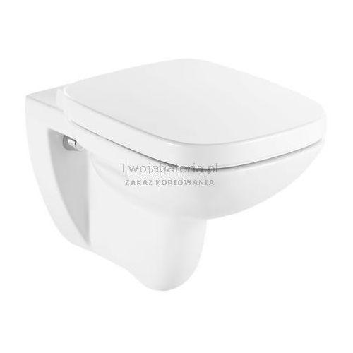 Roca Debba Square miska WC wisząca Rimless A34699L000