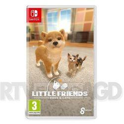 Little Friends: Dogs & Cats