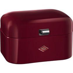 Wesco - Pojemnik na pieczywo Grandy - rubin - rubin