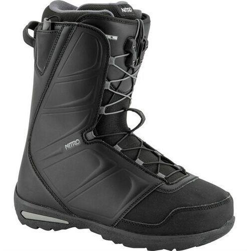 Buty do snowboardu, buty NITRO - Vagabond Tls Black (003) rozmiar: 295