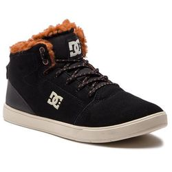Sneakersy DC - Crisis High Wnt ADBS100215 Black/Brown/Brown (XKCC)