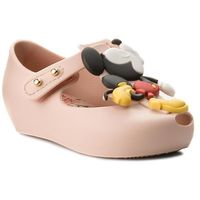 Półbuty i trzewiki dziecięce, Półbuty MELISSA - Mini Melissa Ultragirl + Disney 32376 Light Pink 01276