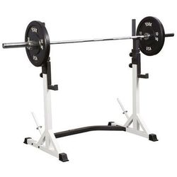 Stanowisko treningowe York Fitness Light Commercial Press Squat Stand