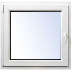Okno PCV rozwierno-uchylne 865 x 835 mm lewe