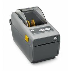 Drukarka etykiet Zebra ZD410/termiczna/203dpi/USB/USBHost/BTLE/ZPL/EP/WLAN (802.11ac)/Bluetooth v4.1/Odklejak