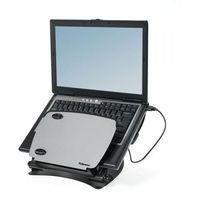 Podstawki pod notebooki, Profesjonalna podstawa na notebook z USB Fellowes, 8024602 - Autoryzowana dystrybucja - Szybka dostawa - tel. 34 366-72-72 - sklep@solokolos.pl
