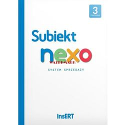 SUBIEKT NEXO - 3 STANOWISKA