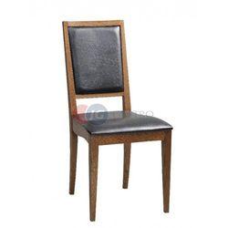 Krzesło bez podłokietnika Dąb Paged A-CATANIA 2