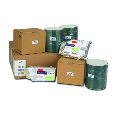 Akcesoria do kserokopiarek, Rimage Media Kit: 2 taśmy CMY, 2 taśmy transportowe + 1000 płyt CD, CUXRIMKEII2400