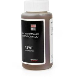 Olej do amortyzatora RockShox Suspension Oil 2,5 WT