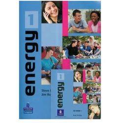 Energy 1 Students\' Book with CD (opr. miękka)