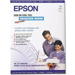 Epson C13S041238 Iron-on-transfer Paper, DIN A3, 124 g/m2, 5 arkuszy