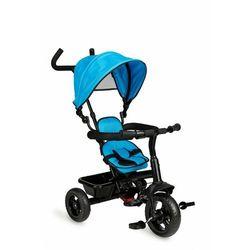 Rowerek trójkołowy - niebieski 5Y40FC