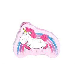Minions Unicorns gąbka 1 szt dla dzieci