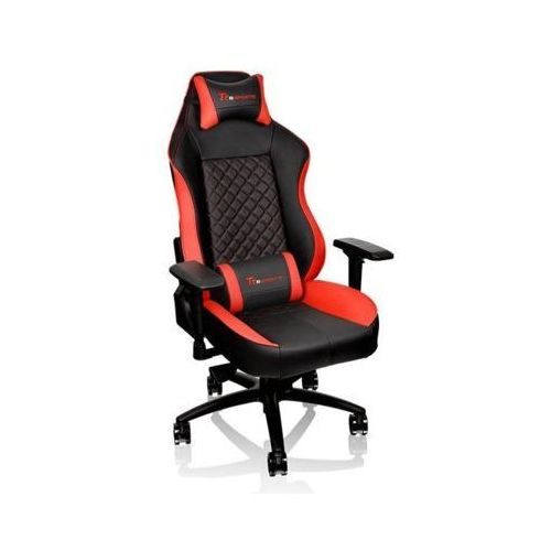 Fotele dla graczy, Fotele gamingowe Thermaltake eSports GT Comfort C500 Black Red GC-GTC-BRLFDL-01