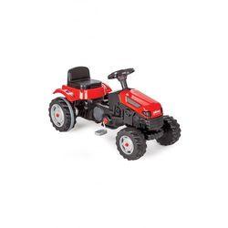 Traktor na pedały czerwony 1Y36RG