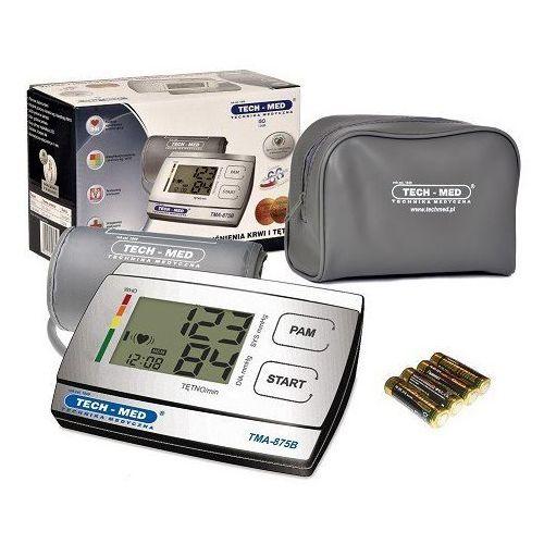 Ciśnieniomierze, TechMed TMA-875B