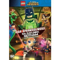 FILM LEGO® LIGA SPRAWIEDLIWOŚCI: NA RATUNEK GOTHAM