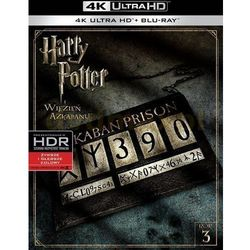 Harry Potter i Więzień Azkabanu 4K (Blu-ray) - Alfonso Cuaron DARMOWA DOSTAWA KIOSK RUCHU