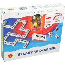Gra ALEXANDER Sylaby W Dominie