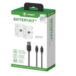 Zestaw ładujący SNAKEBYTE Battery:Kit do Xbox One