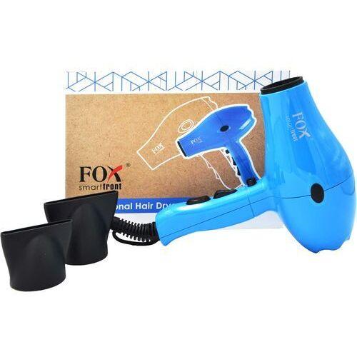 Suszarki do włosów, Fox Smart, profesjonalna kompaktowa suszarka z jonizacją, 2100W