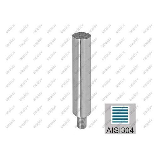 Umakov Trzpień nierdzewny aisi304, k320, d12/l75mm, m8