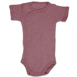 Lodger body dziecięce Romper Short Sleeves Ciumbelle Nocture 68 winny - BEZPŁATNY ODBIÓR: WROCŁAW!