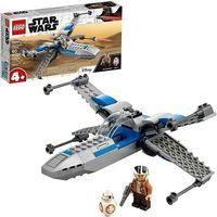 Klocki dla dzieci, LEGO Star Wars X-Wing Ruchu Oporu 75297
