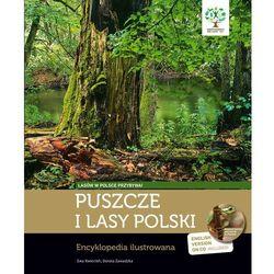 Puszcze i lasy Polski z płytą CD (opr. twarda)